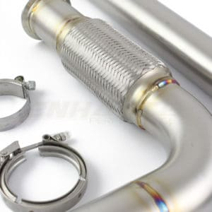 EP Astra VXR 3″/76MM Large Bore Downpipe