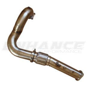 EP Astra J VXR 3.5″ Ultimate De-cat Downpipe