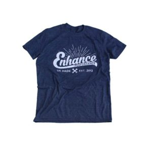 Exclusive EP Vintage Style Blue T-shirt