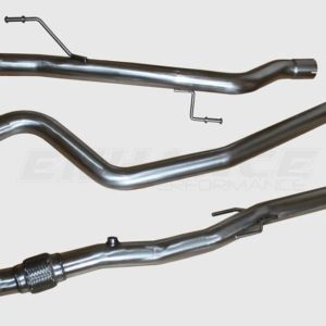 EP Corsa 1.4T Turbo 2.5″ Cat-Back Exhaust System