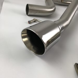 EP Corsa 1.0 Turbo 2.5″ Cat-Back Exhaust System