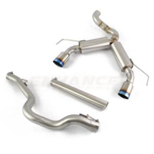 EP Corsa E VXR Ultimate Large Bore Exhaust System