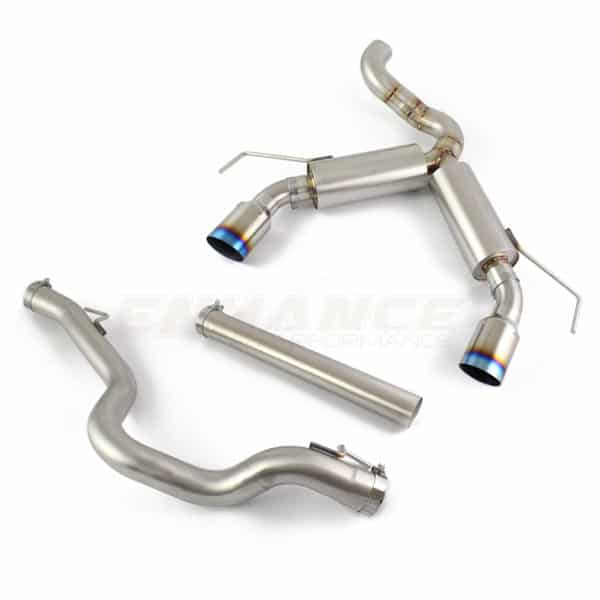 Corsa E VXR Ultimate Exhaust System