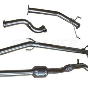 EP Astra H 1.9 CDTi 2.5″ Van & Hatch Cat-Back Exhaust System
