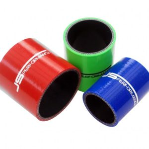 JS Performance Straight Silicone Coupler