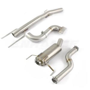 EP Astra H VXR 3″ Ultimate Turbo Back Exhaust System