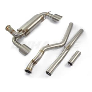 EP Ford Focus RS Mk3 Cat-Back Exhaust System