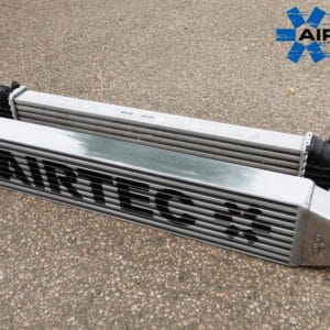 Airtec Fiesta ST180 Stage 1 Intercooler Upgrade