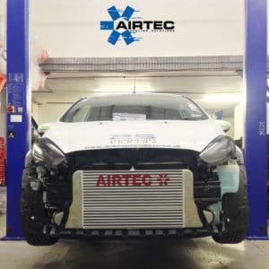 Airtec Fiesta ST180 Stage 3 Intercooler Upgrade