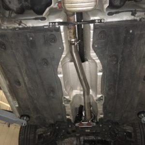EP Volkswagen Golf R MK7 Large Bore Downpipe