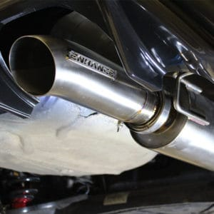 EP Fiesta ST180 Ultimate Cat-Back Exhaust System