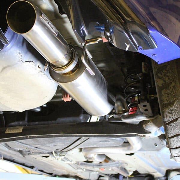 Fiesta ST 180 Exhaust System