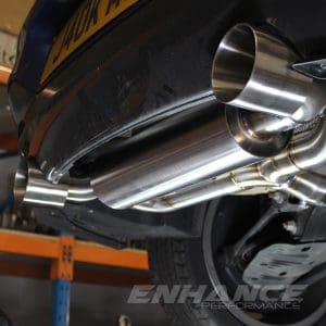 EP BMW M140i Cat-Back Exhaust System