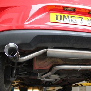 EP Astra K 1.4T Cat-Back Exhaust System