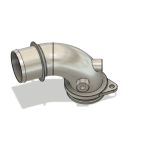 EP Astra H 1.9 CDTi Z19DTH Large Bore Intake Elbow