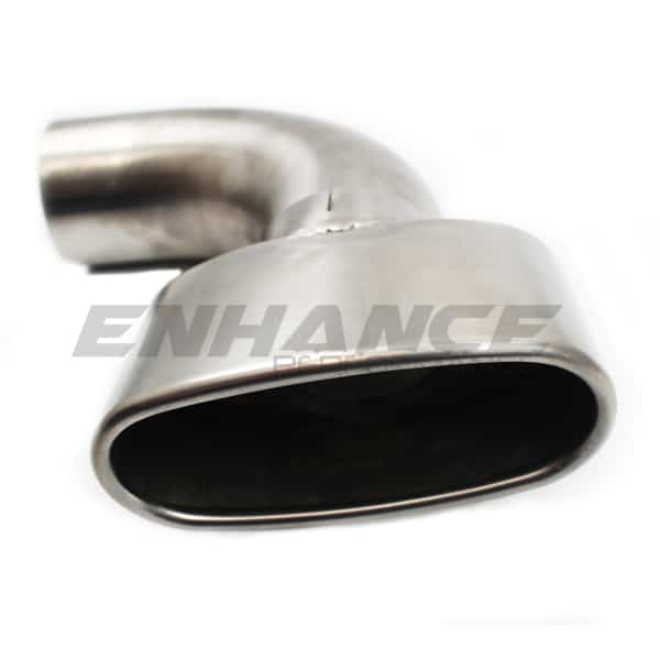 Astra H VXR Exhaust Oval Tailpipe