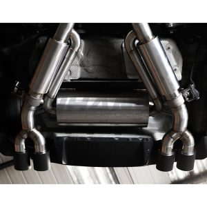 EP Ultimate BMW M2 Competition (F87) Cat Back Exhaust System
