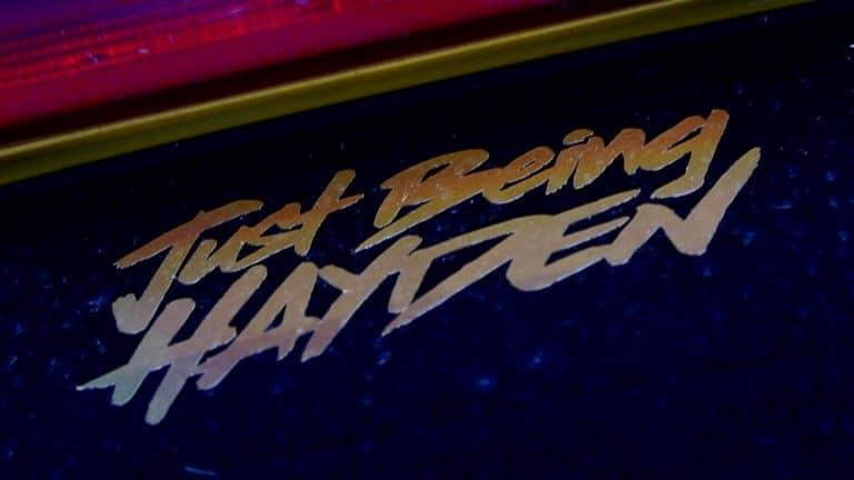 Renault Megane RS Exhaust Development & Interview with Just Being Hayden
