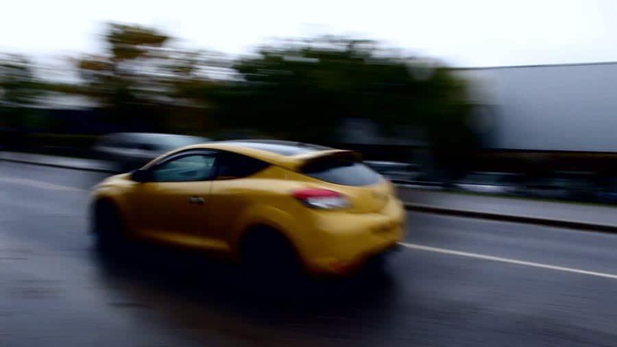 Just Being Hayden's Renault Megane RS