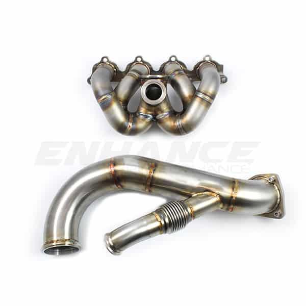 Corsa E VXR G25 Manifold & Downpipe