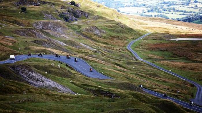 Black Mountain Pass, Wales