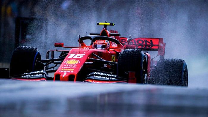 Formula 1 Drive to Survive on Netflix
