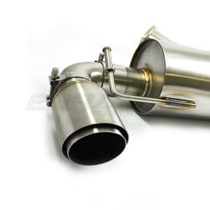 Track-friendly GR Yaris Exhaust System – OPF GPF Back